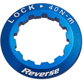 Reverse Cassette lock ring, dark blue